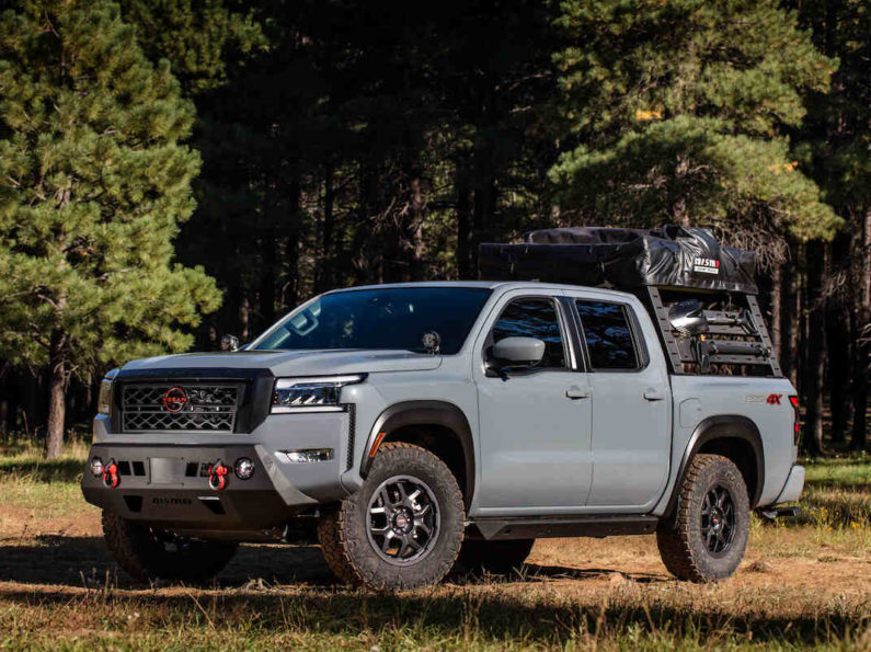 Nissan NISMO Off Road parts to debut at 2021 Overland Expo West